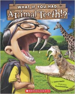 Animal-Teeth